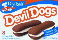 Devil Dogs by DRAKES CAKES We ship Devil Dogs world wide